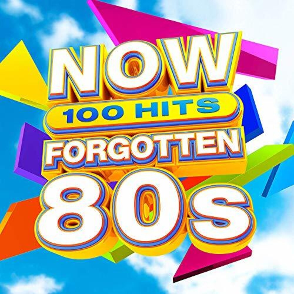 Now 100 Hits Forgotten 80s / Various - Now 100 Hits Forgotten 80s / Various