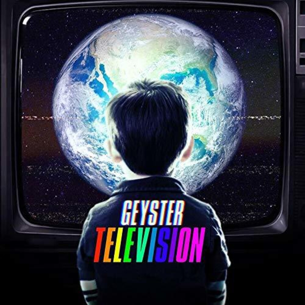 Geyster - Television (Japanese Bonus Material)