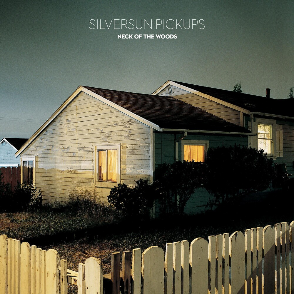 Silversun Pickups - Neck of The Woods [Limited Edition Yellow Marble 2LP]