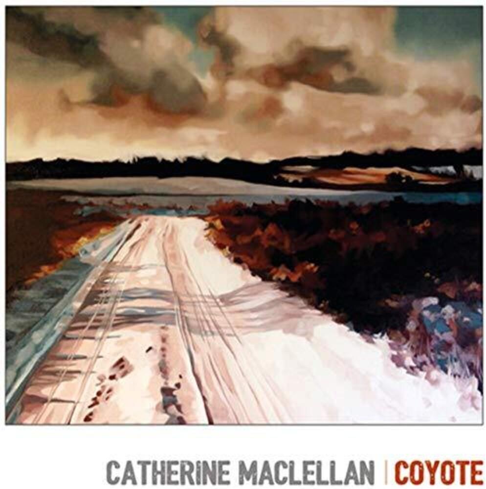 Catherine Mclellan - Coyote