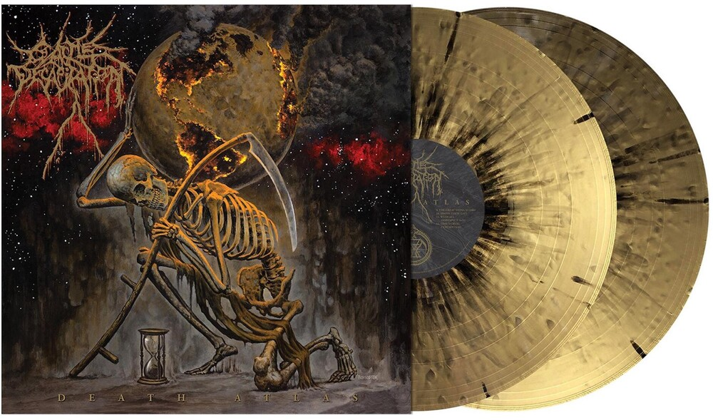 Cattle Decapitation - Death Atlas [Indie Exclusive Limited Edition Pestilence LP]