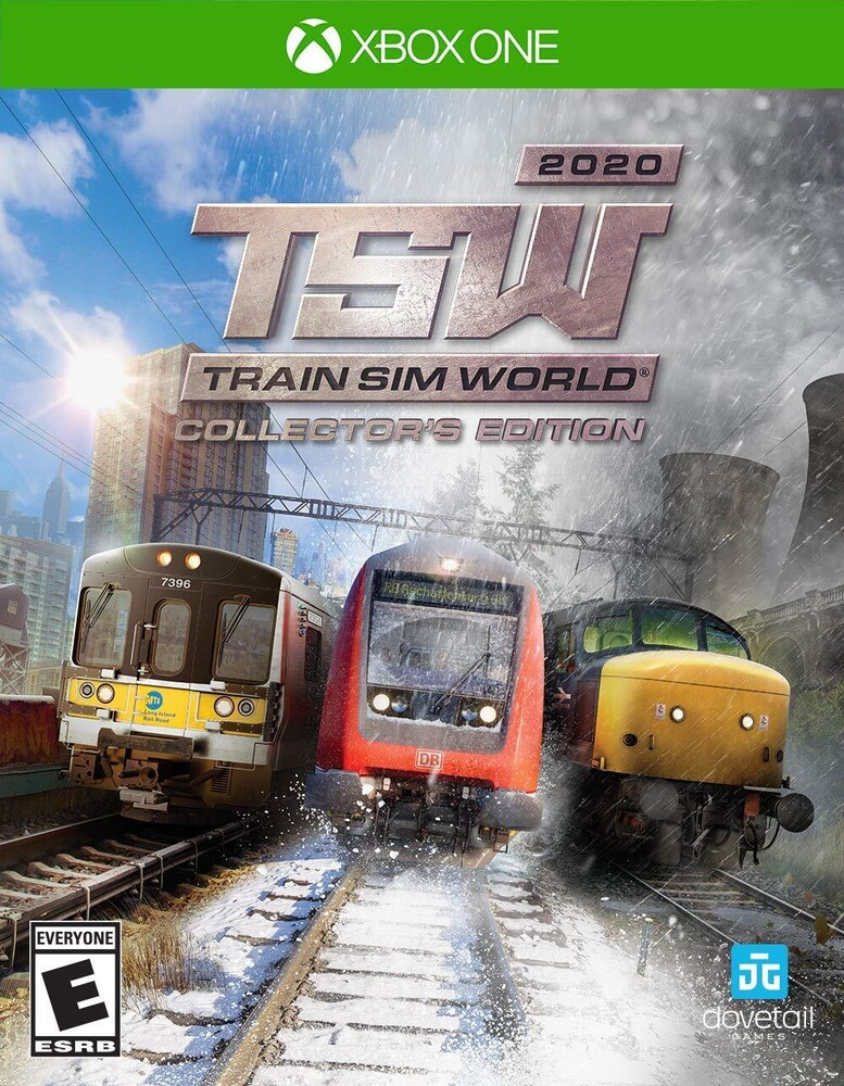 - Train SIM World 2020 Collector's Edition for Xbox One
