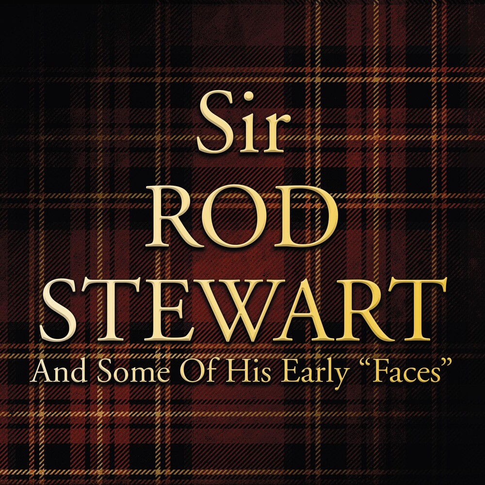 Rod Stewart - & Some Of His Early Faces [Import LP]