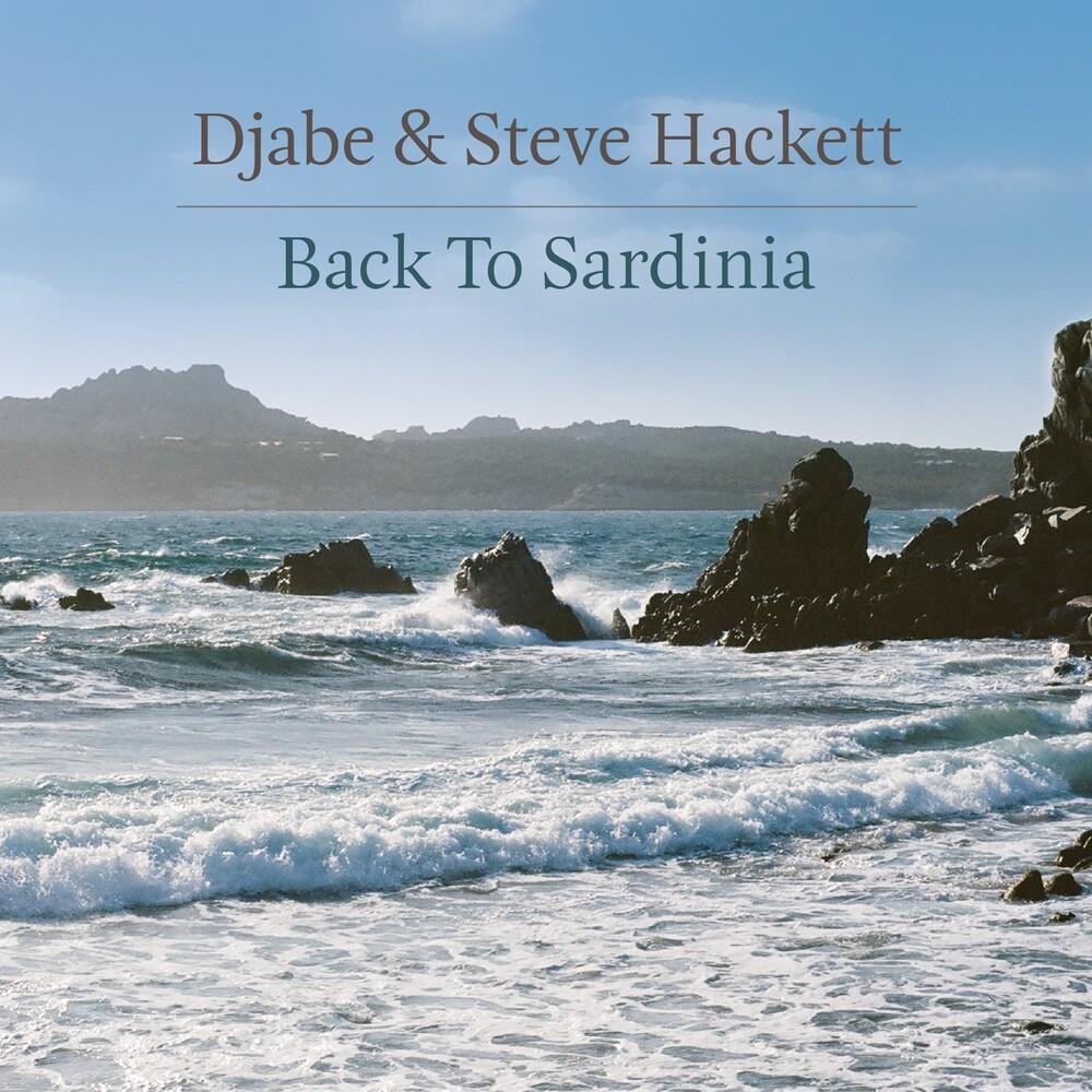 Djabe / Steve Hackett - Back To Sardinia (W/Dvd) (Ntr0) (Uk)