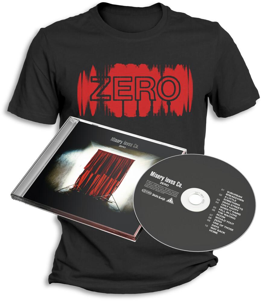 Misery Loves Co - Zero + T-Shirt (M) (Med) (Wtsh)