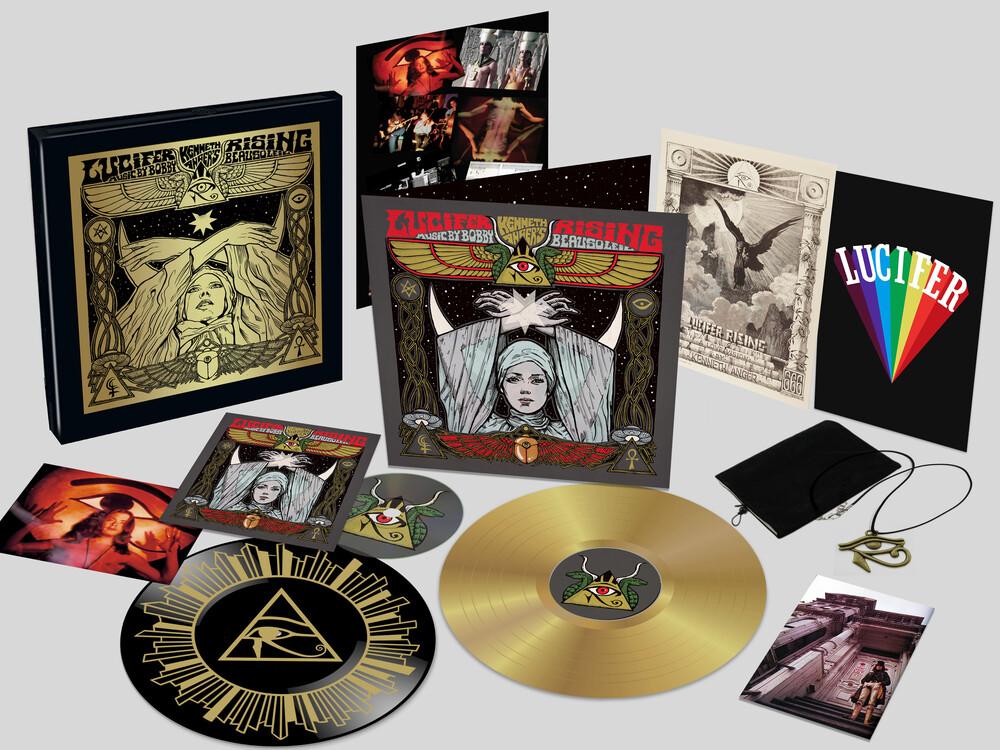 Bobby Beausoleil W/Cd Box Dlx Gol Ltd - Lucifer Rising / O.S.T. (Box) (Dlx) (Ltd) (Can)