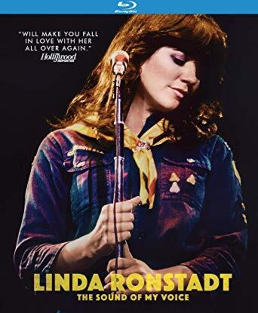 Linda Ronstadt - Linda Ronstadt: The Sound of my Voice [Blu-ray]