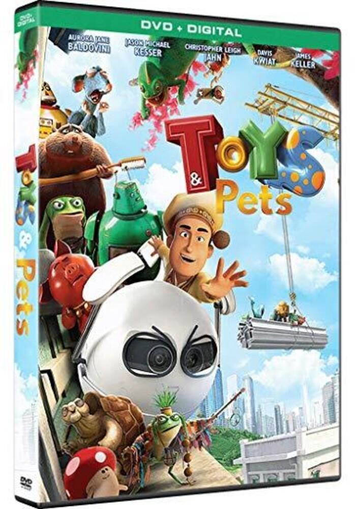 Toys & Pets - Toys & Pets