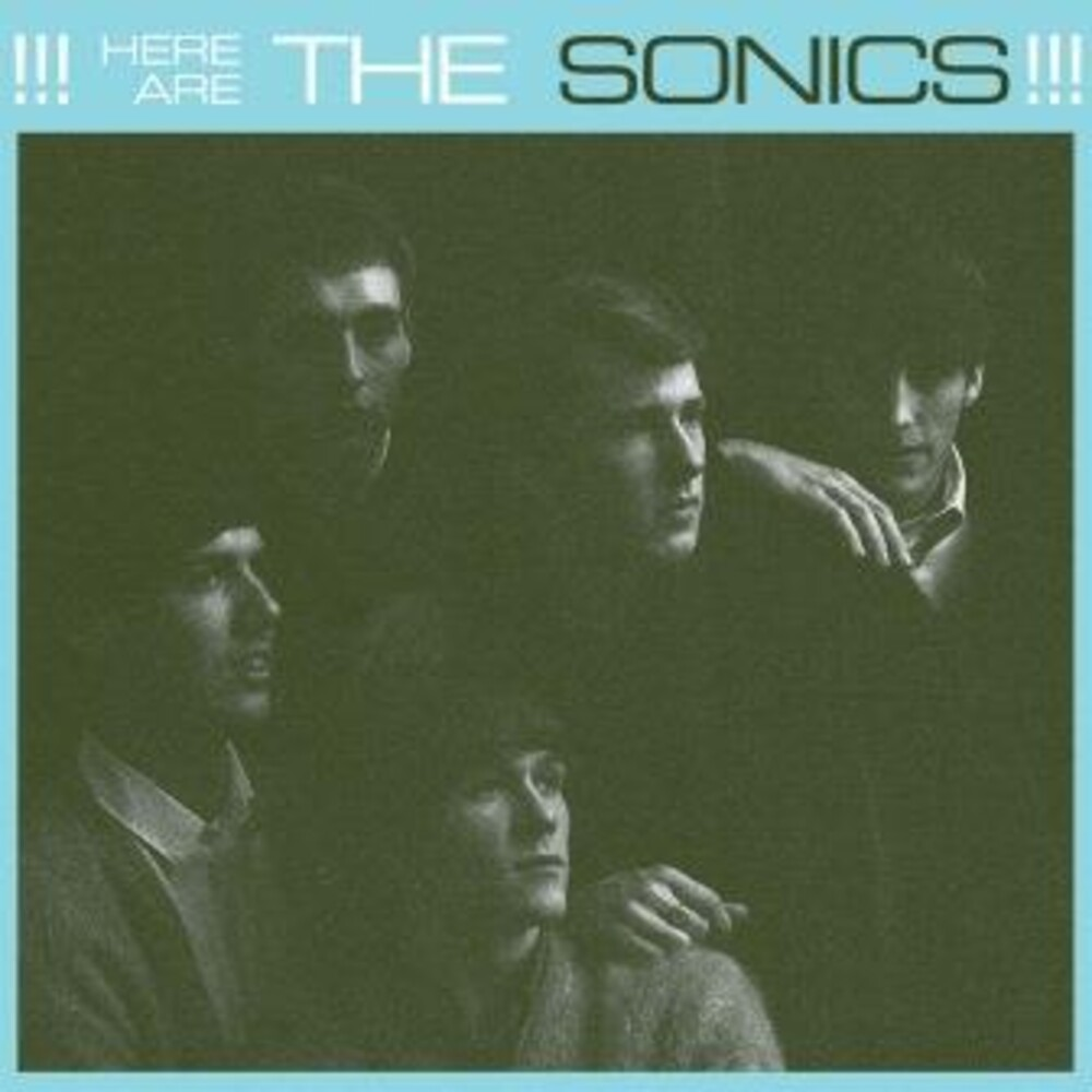 Sonics - Here Are The Sonics (Uk)