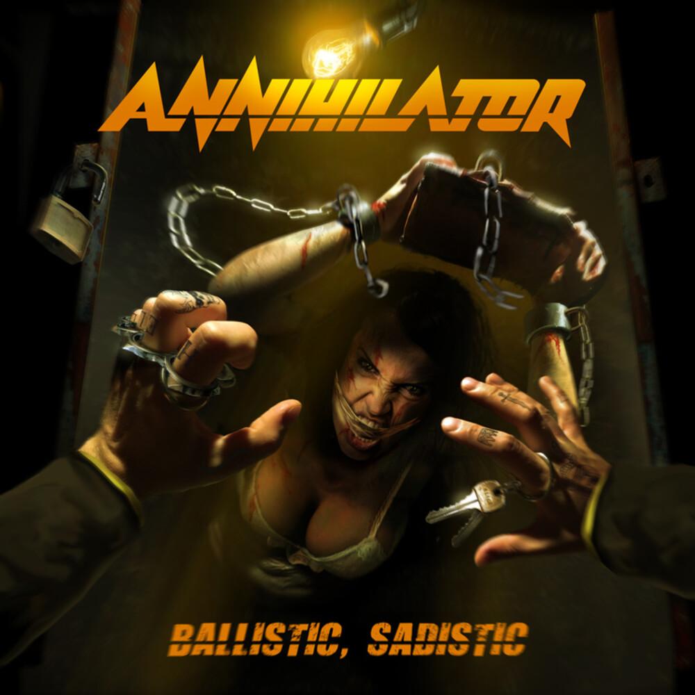 Annihilator - Ballistic Sadistic (Uk)