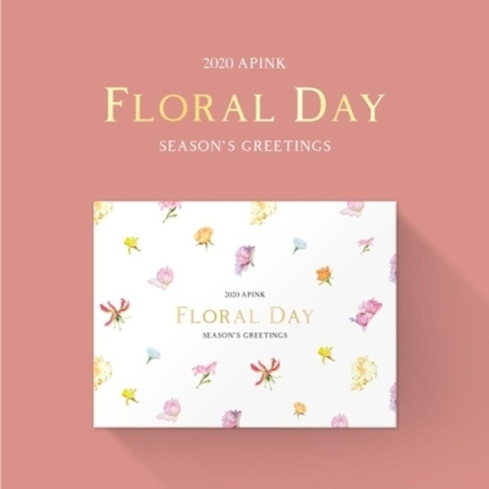 - Season's Greetings 2020 (incl. Desk Calendar, Floral Day Diary, 6pcPostcard Set, Poster Calendar, 6pc Photocard Set, Photocard H