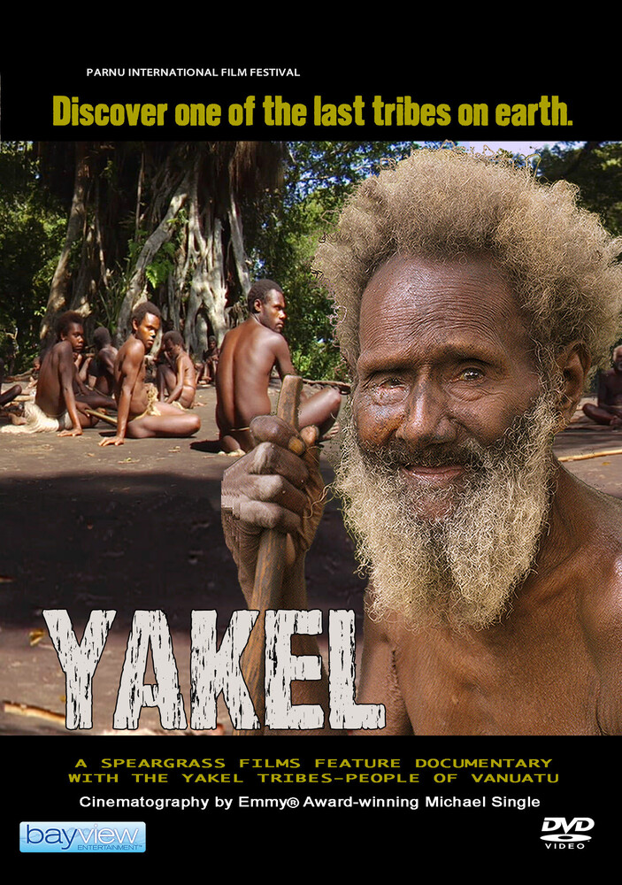 - Yakel: 100 Year Old Chief