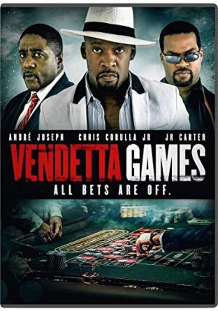 Vendetta Games DVD - Vendetta Games