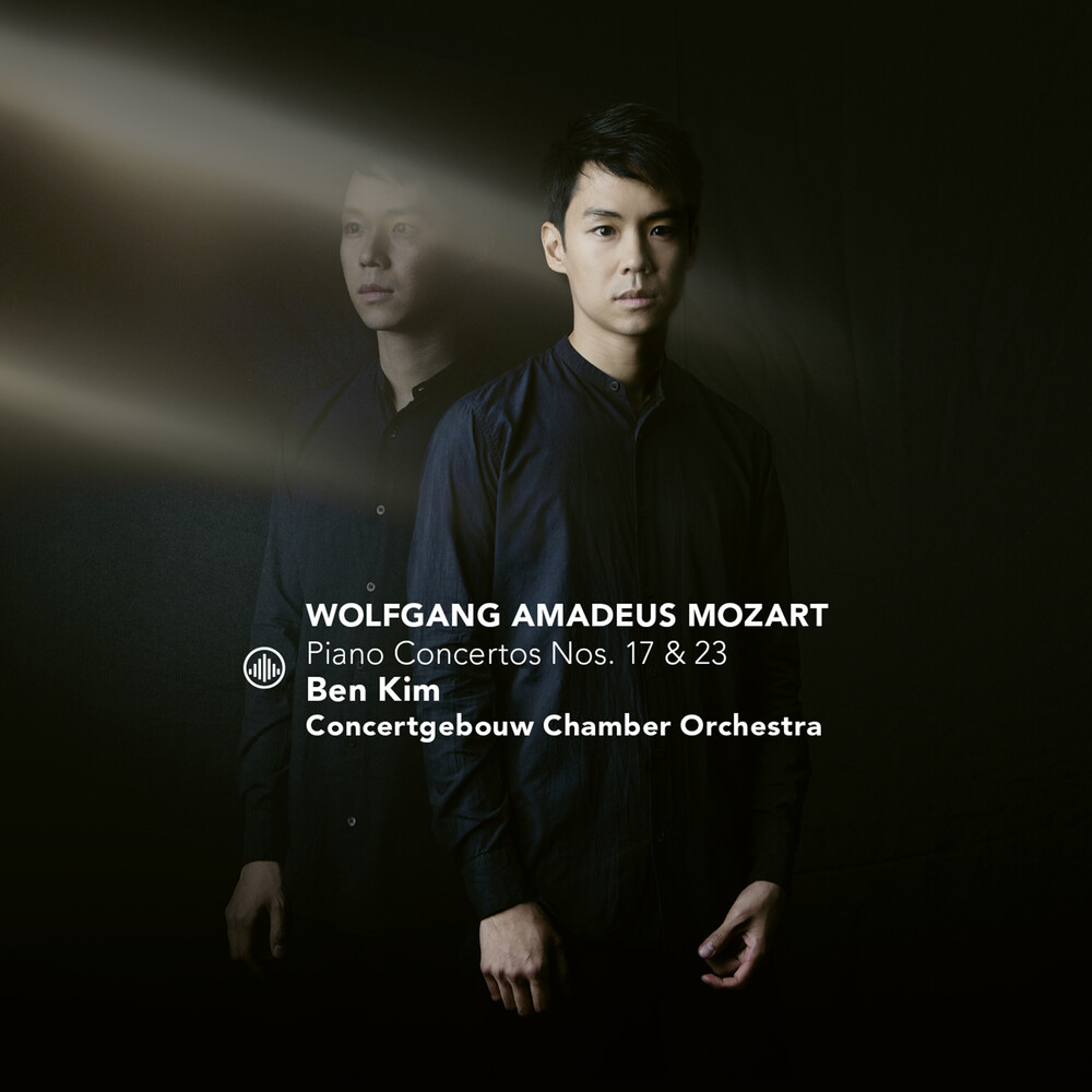 Ben Kim - Piano Concertos 17 & 23