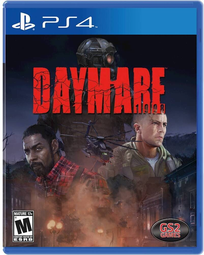 - Daymare 1998 for PlayStation 4