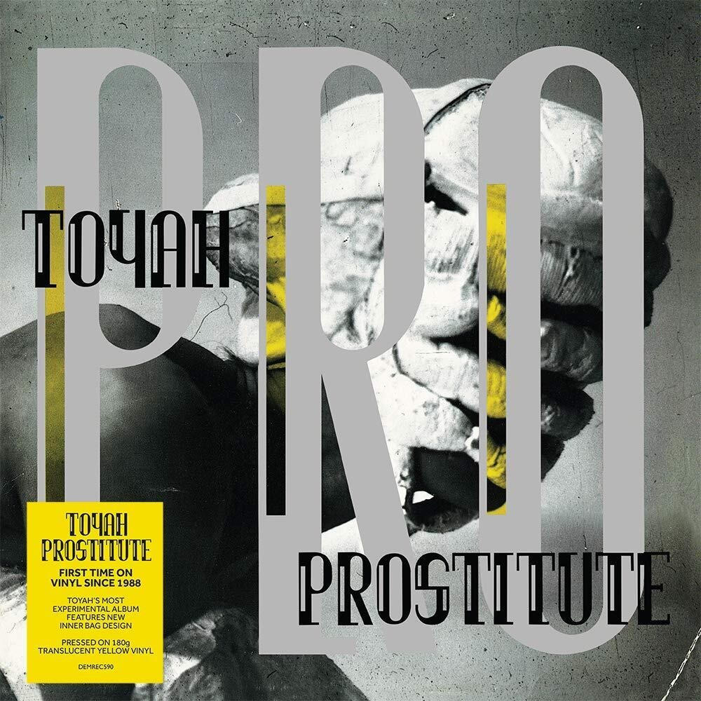 Toyah - Prostitute [Colored Vinyl] (Ylw) (Uk)