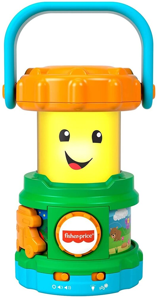 Laugh & Learn - Fisher Price - Laugh N Learn Lantern