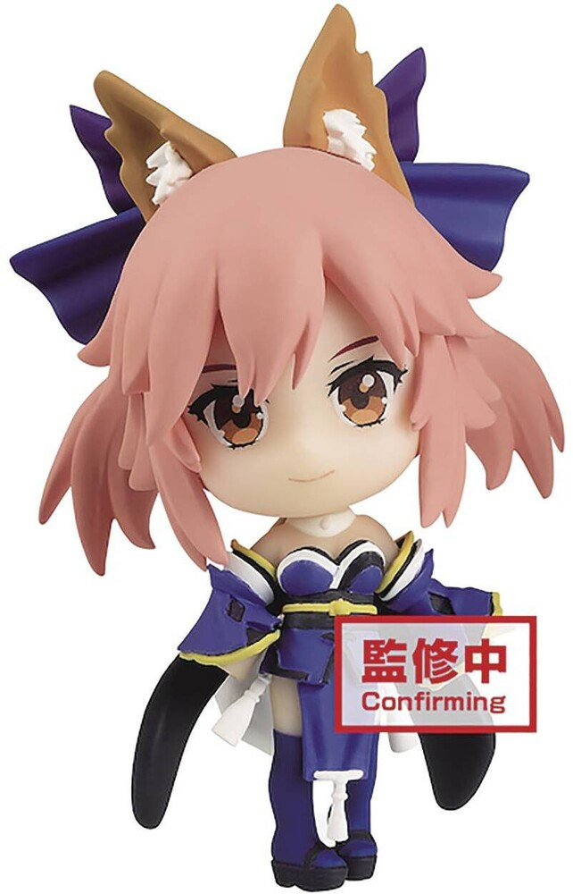 Banpresto - BanPresto Fate Grand Order Chibikyun Caster Tamamo No Mae Figure