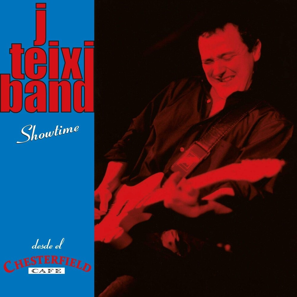 J Teixi Band - Showtime (W/Cd) (Spa)