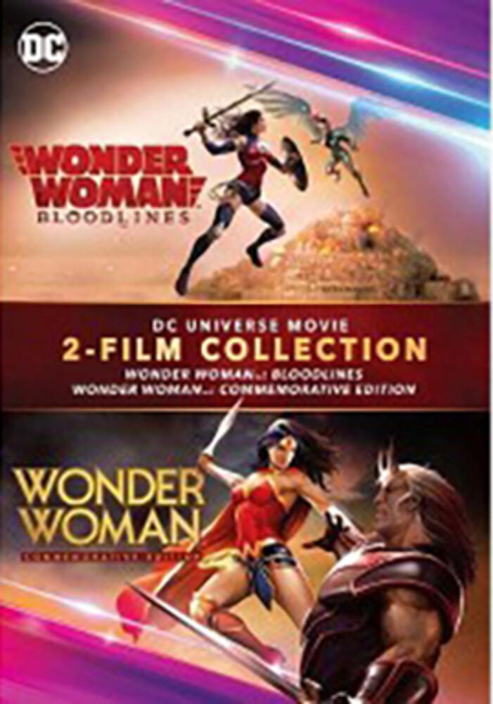 - Wonder Woman: Commemorative/Bloodlines / (Ecoa)