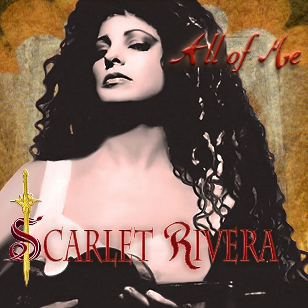 Scarlet Rivera - All Of Me (Ep)
