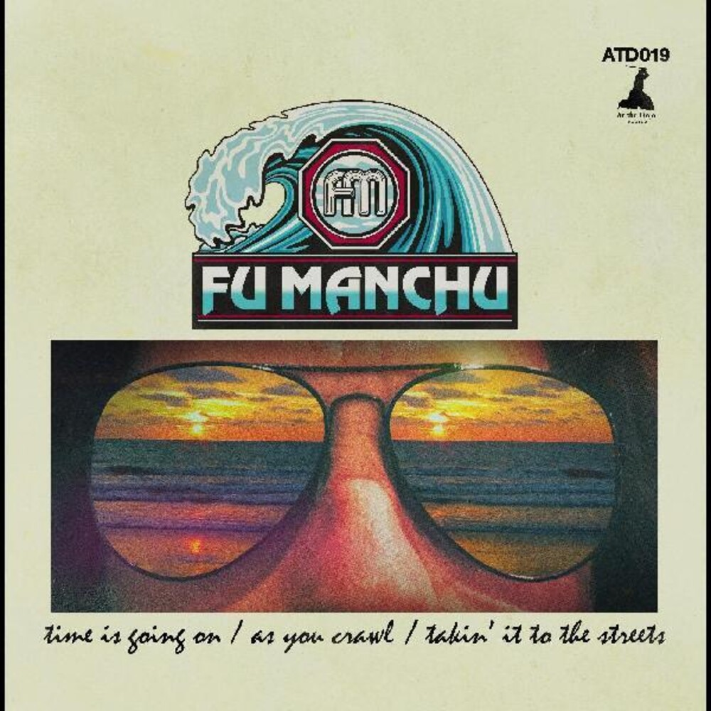 Fu Manchu - Fu30, Pt. 1 [Limited Edition Transparent Orange Sunshine LP]