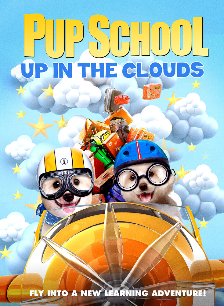 - Pup School: Up In The Clouds