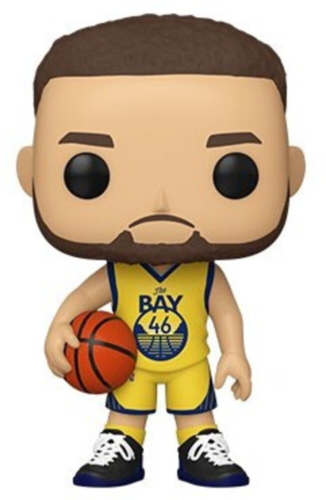 - FUNKO POP! NBA: Golden State Warriors -Steph Curry (Alternate)