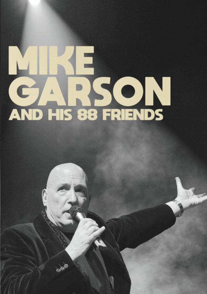 - Mike Garson & His 88 Friends / (Mod)