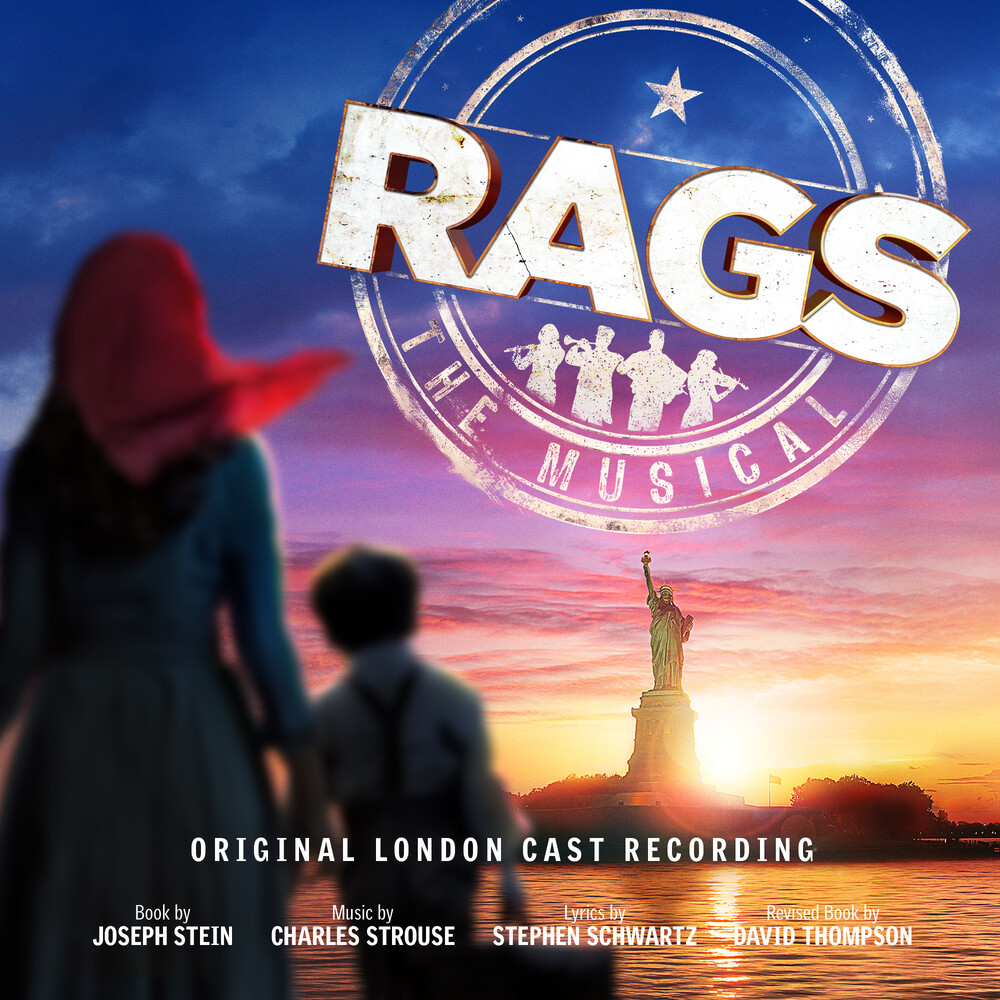 Stephen Schwartz / Strouse,Charles - Rags - O.S.T.