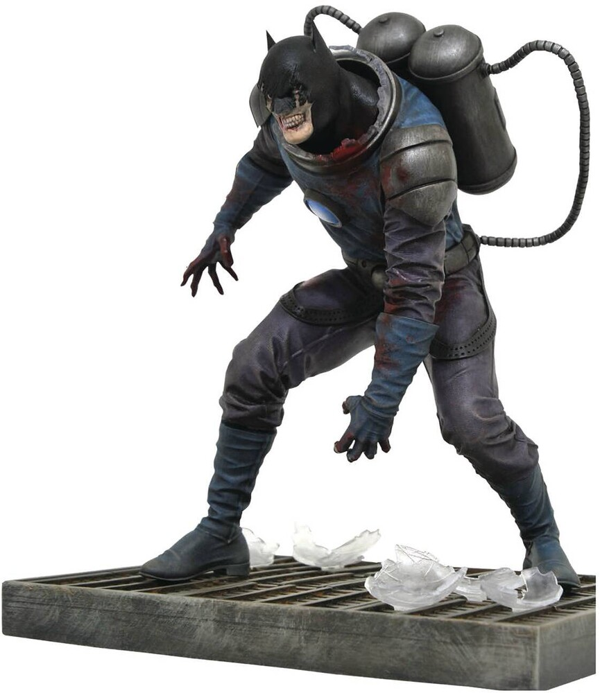 Diamond Select - Diamond Select - DC Gallery DCeased Batman PVC Statue