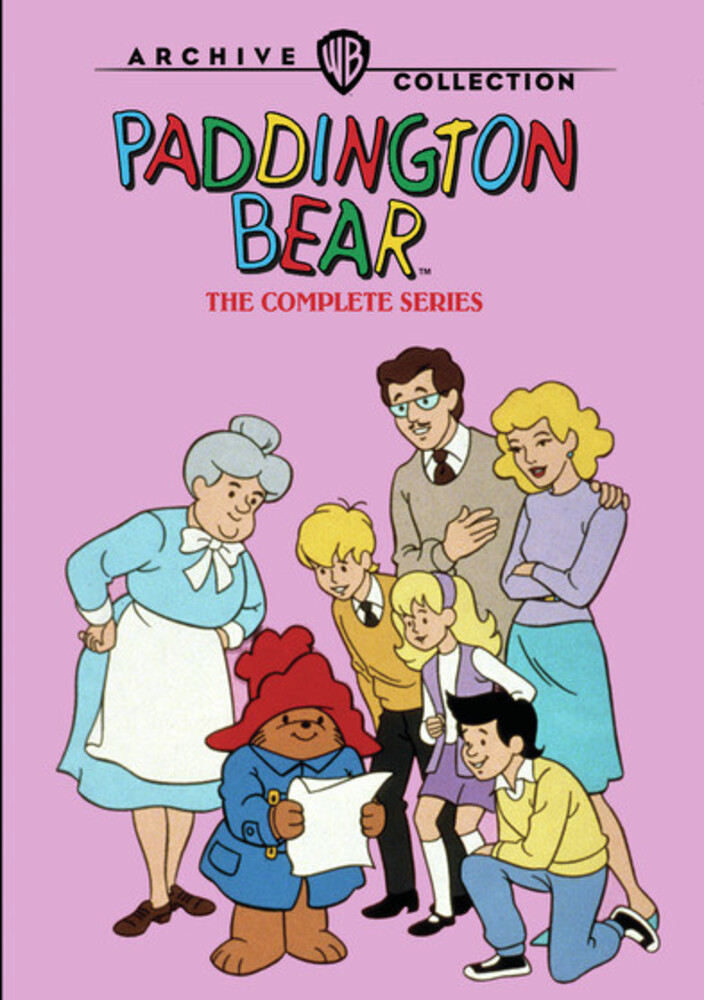 - Paddington Bear: Complete Series (2pc) / (Full)