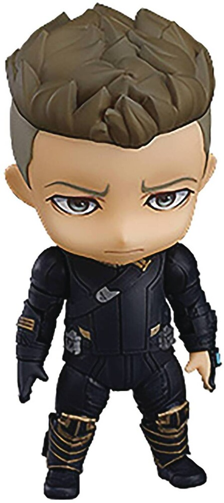 Good Smile Company - Good Smile Company - Avengers Endgame Hawkeye Nendoroid Action FigureDeluxe Version