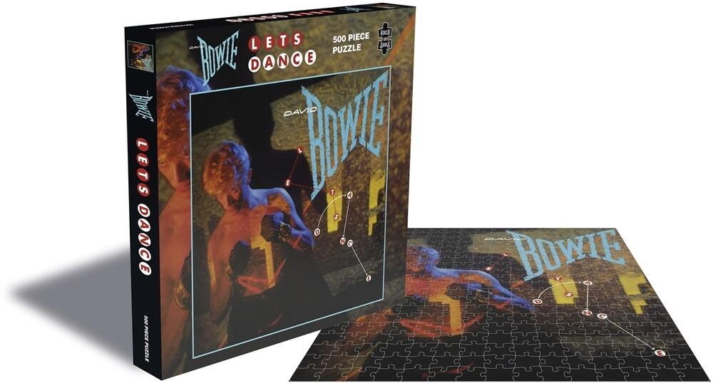 - Bowie,David Let's Dance (500 Piece Jigsaw Puzzle)