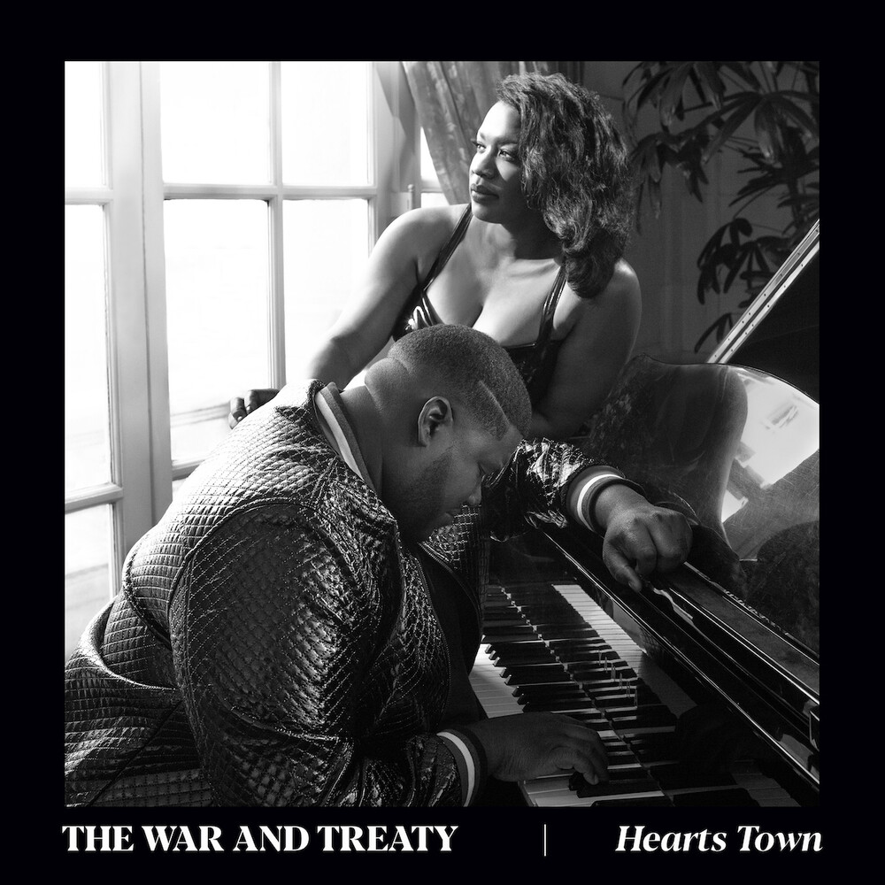 The War and Treaty - Hearts Town [LP]
