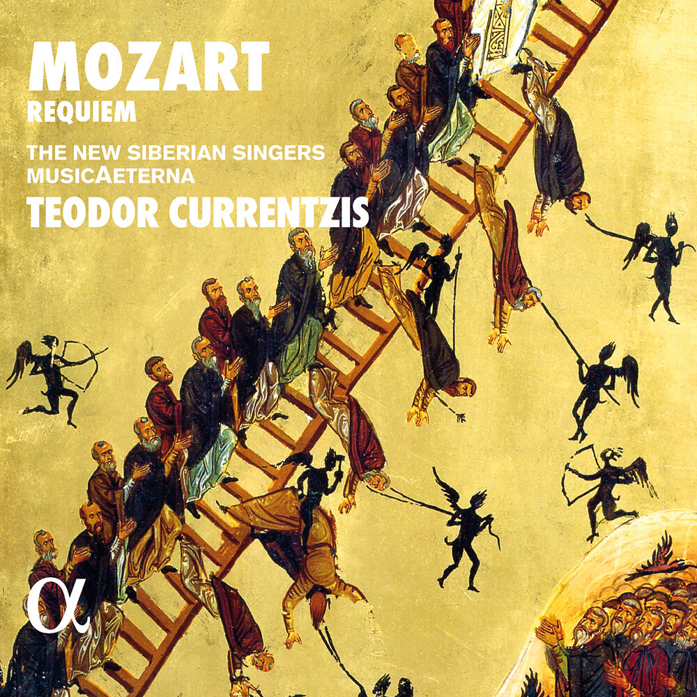 Mozart / Musicaeterna / Currentzis - Requiem