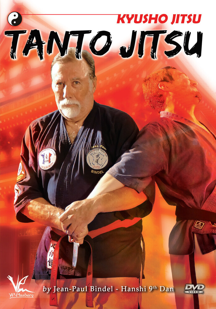 - Kyusho Jitsu: Tanto Jitsu Kinfe Defense