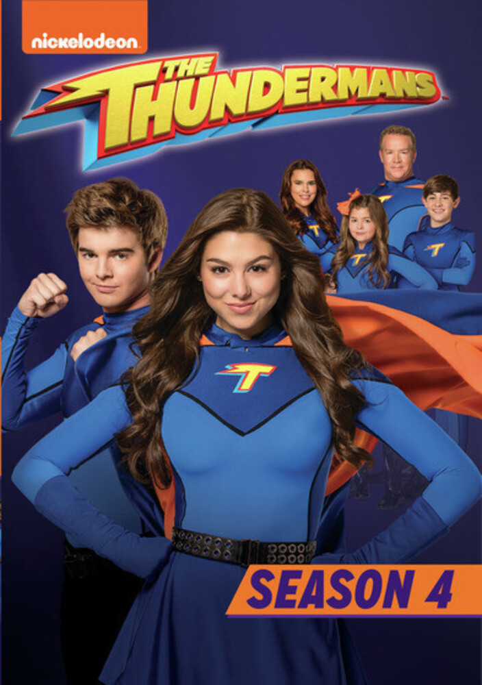 - Thundermans: Season 4 (4pc) / (Box Mod)