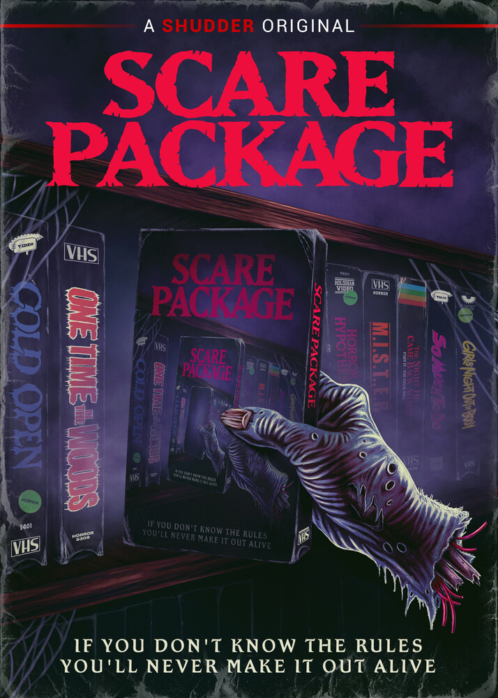Scare Package - Scare Package