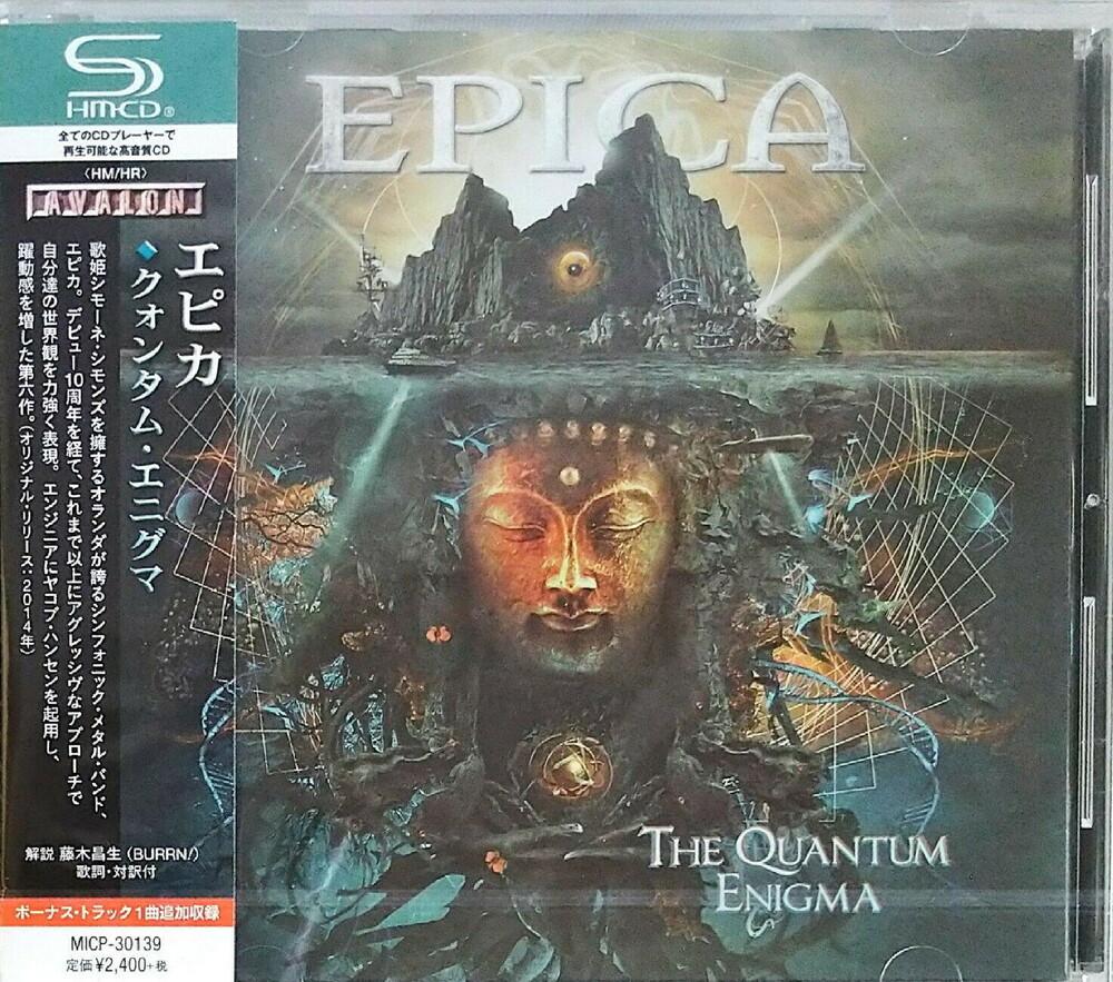 Epica - Quantum Enigma (SHM-CD) [Import]