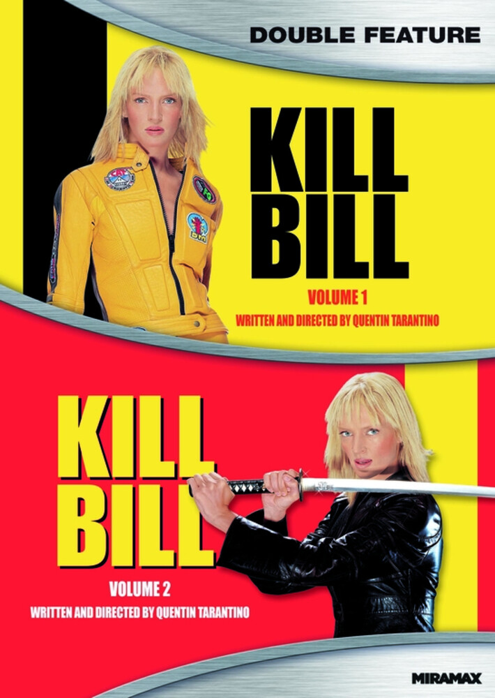 Kill Bill 2 Movie Collection - Kill Bill 2 Movie Collection (2pc) / (2pk Amar Ws)