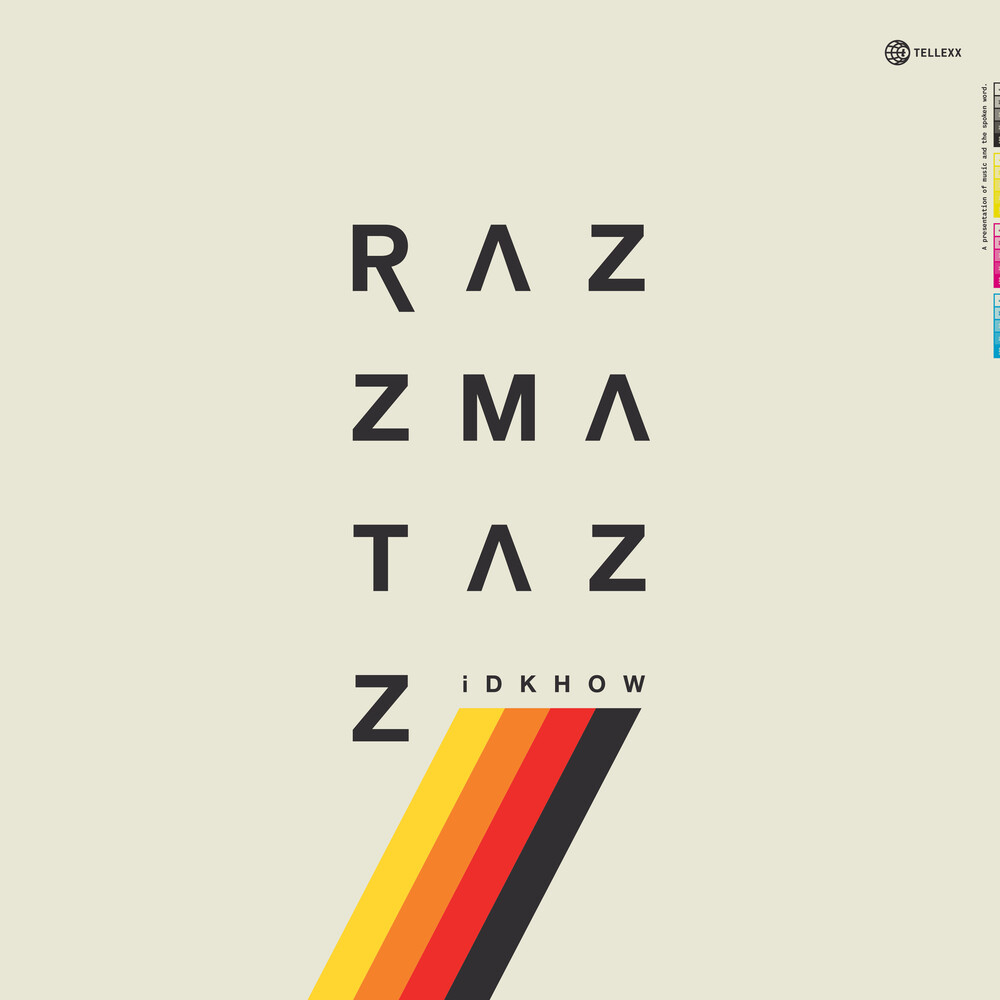 I Don't Know How But They Found Me - RAZZMATAZZ [Bone White LP]