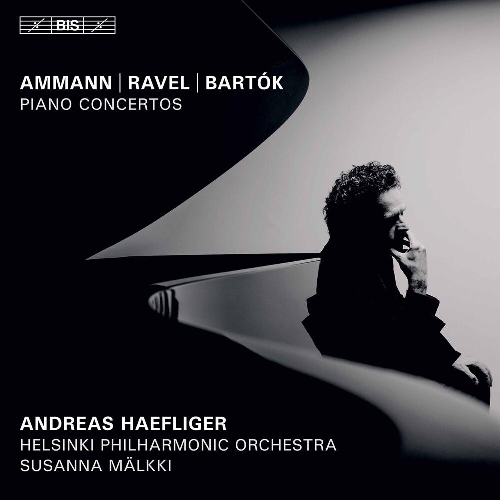 Andreas Haefliger - Piano Concertos (Hybr)