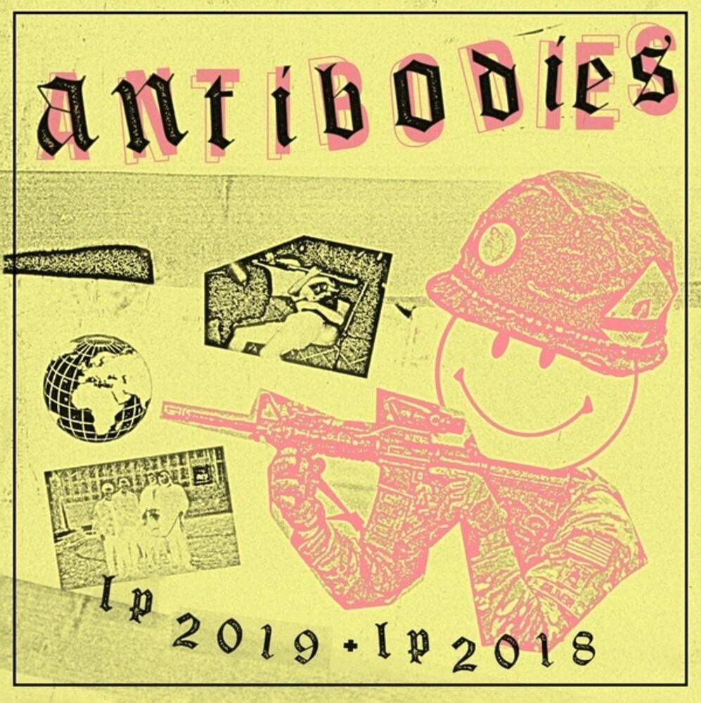 Antibodies - LP 2019 & LP 2018