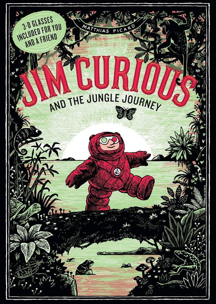 - Jim Curious and the Jungle Journey