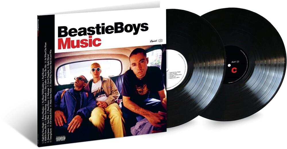 Beastie Boys - Beastie Boys Music [2LP]
