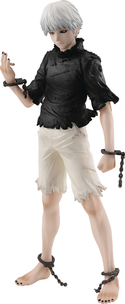 Good Smile Company - Good Smile Company - Tokyo Ghoul Pop Up Parade Ken Kaneki PVC Fig