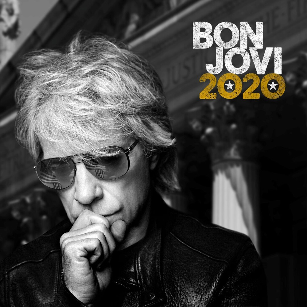 Bon Jovi - 2020 [Indie Exclusive Limited Edition Autographed Booklet]