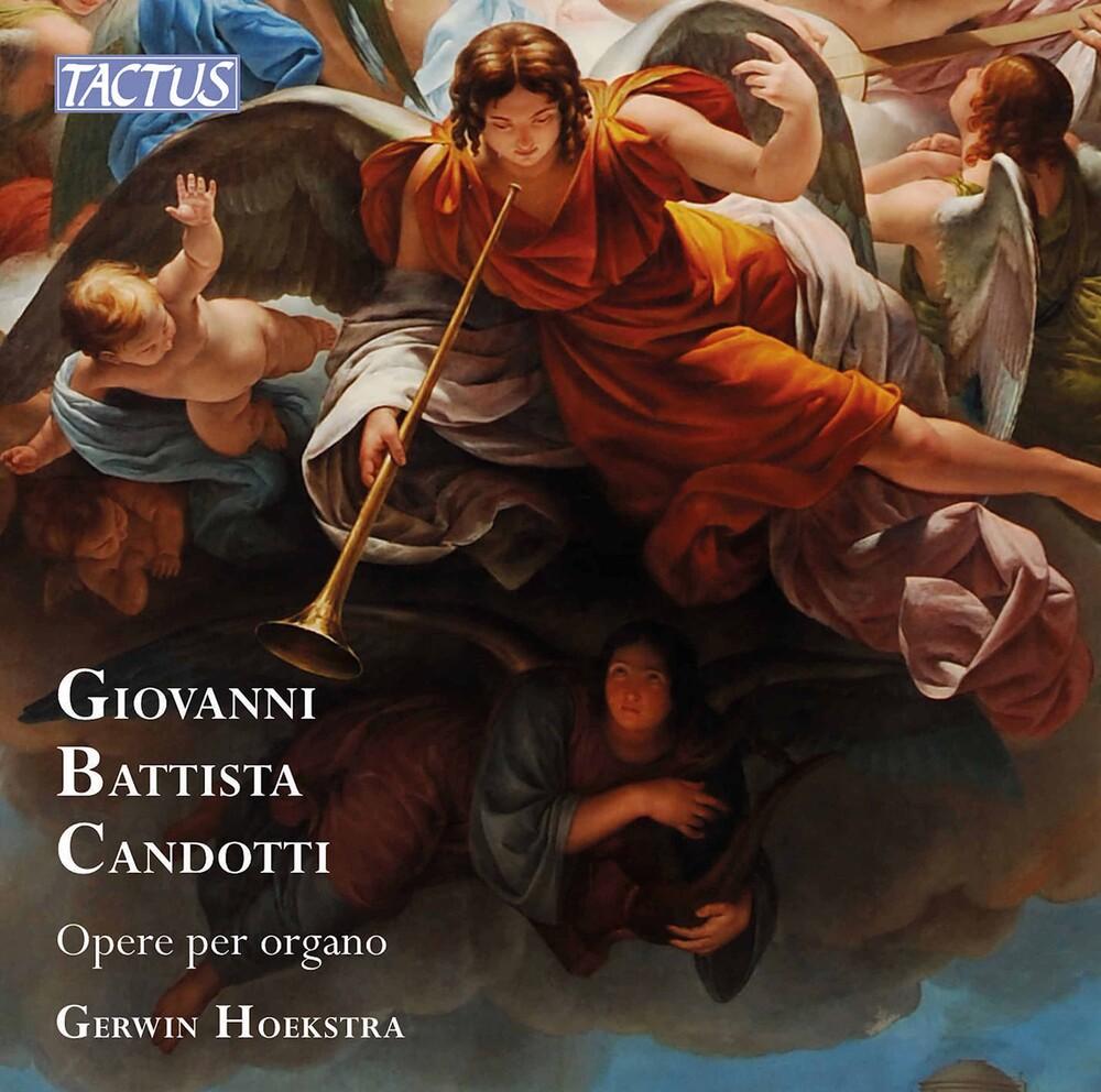 Candotti - Opere Per Organo