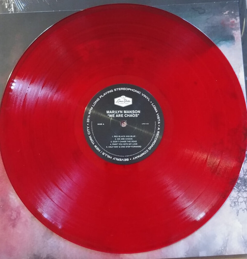 Marilyn Manson - We Are Chaos (Ltd) (Red)